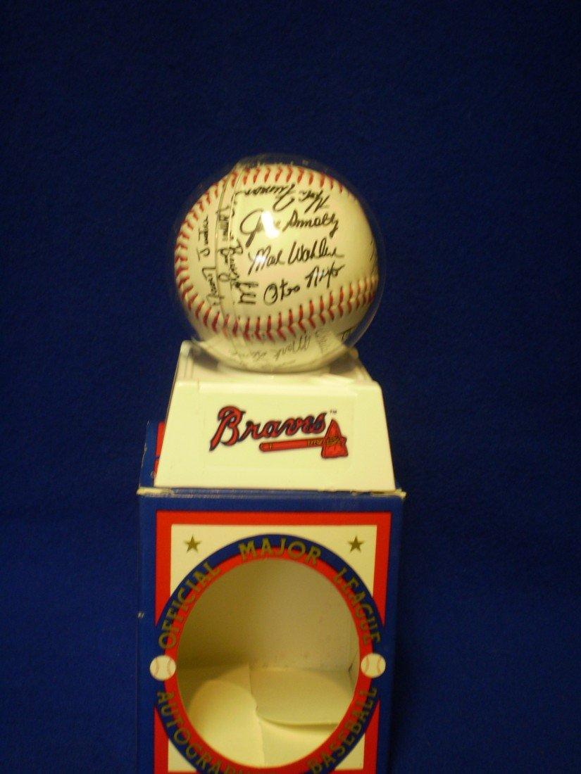 252: 1992 Braves Ball