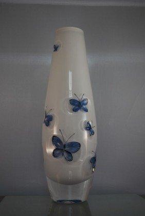 ROMANOV COLLECTION Babochka Vase