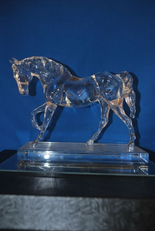 11: ROMANOV COLLECTION Loshad Sculpture