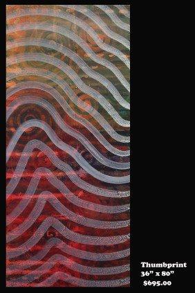 21: Thumbprint (Rich Walker)