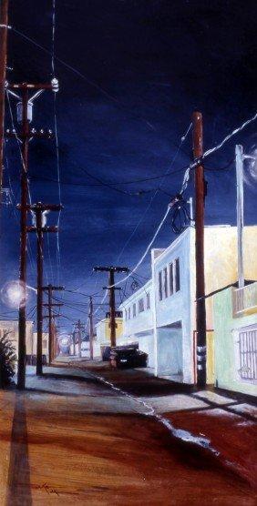 "25: DUKE WINDSOR   ""Evening Glow"""