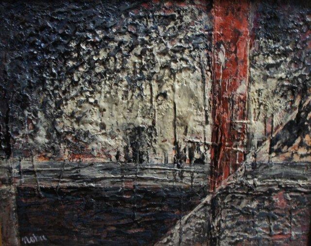 4: Original Painting by Nobu Tanaka