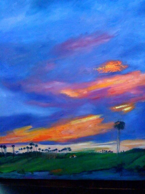 1: Cuban Sunset, VIRUCHY DELGADO 2004