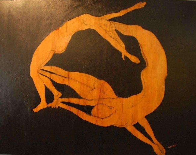 8: Swimmers, VIRUCHY DELGADO 1995