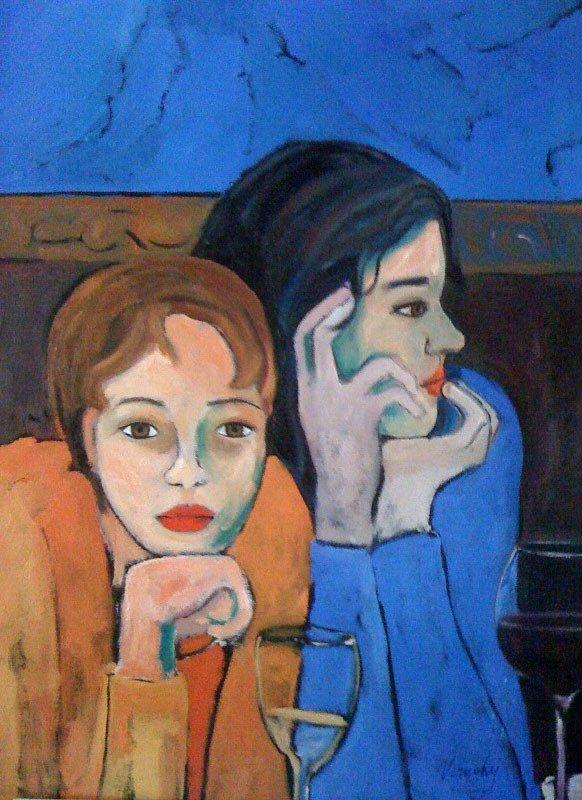 16: Two Women, VIRUCHY DELGADO 2003