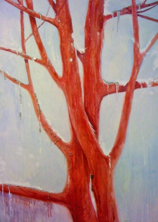 31: Red Trees, VIRUCHY DELGADO 2003
