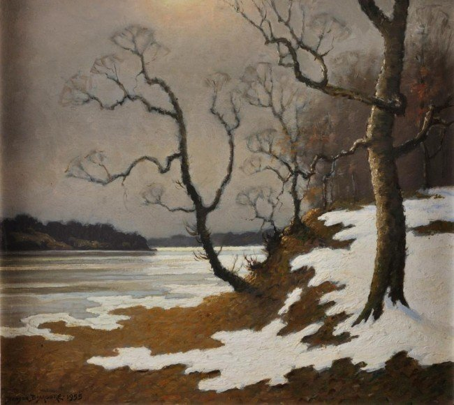 8: BENSON B. MOORE (American 1882-1974)