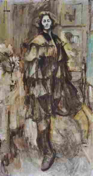 9: EDNA GLAUBMAN (American 1919-1986)