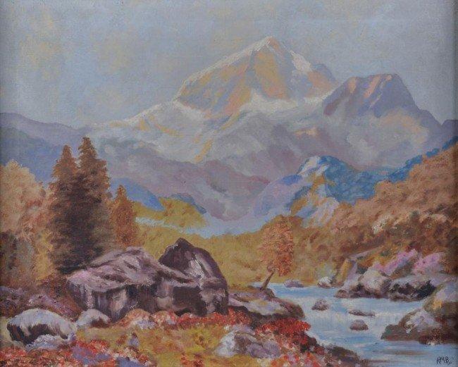 13: RUTH MINERVA BENNETT American/California 1899-1960