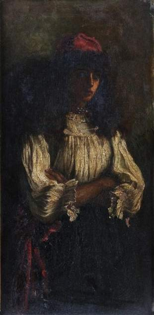 BLANCHE F. MACARTHUR, R.A. (British fl. 1870-1903)