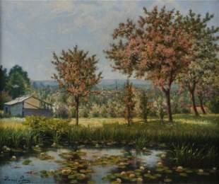HENRI BIVA (FRENCH 1848-1928)