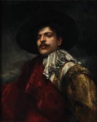 HIPPOLYTE FRANÇOIS LEON DULUART (French 1871-1953)