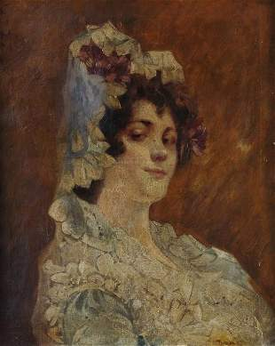 JAN FREDERIK PIETER PORTIELJE (Belgian 1829-1895)