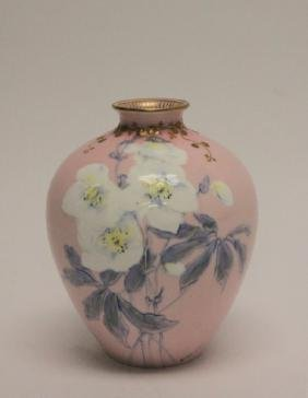 Royal Doulton Burslem Art Nouveau Walklate Vase