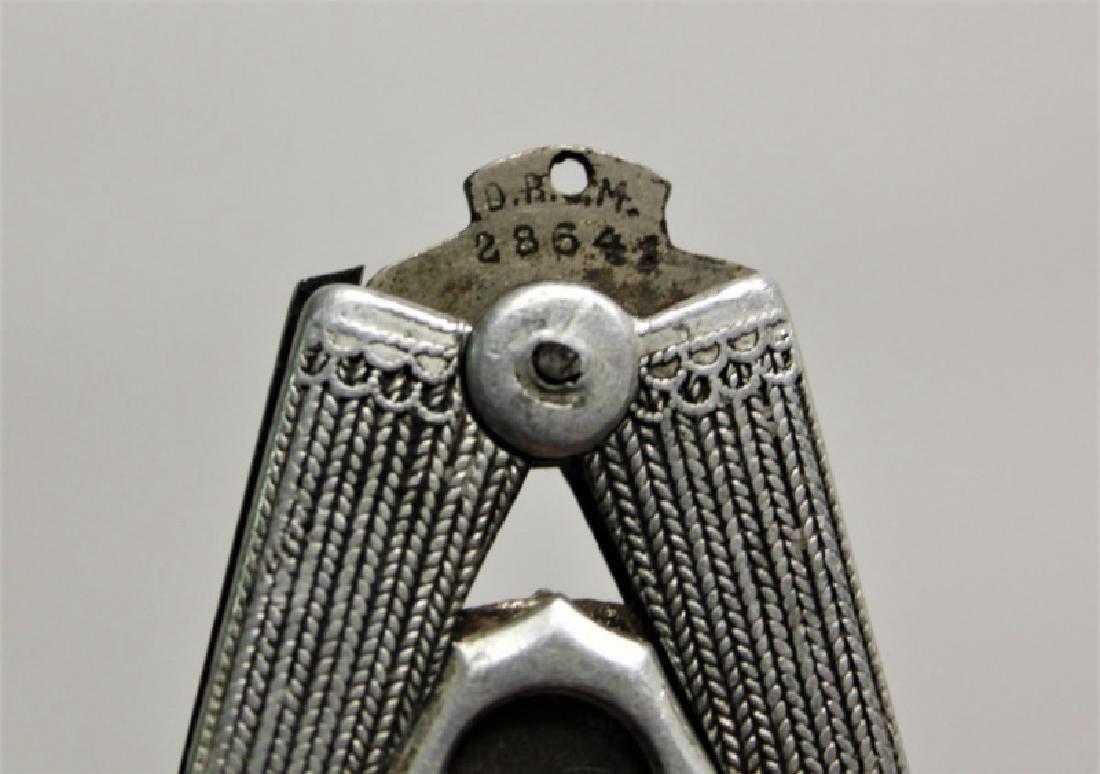 Victorian Risque Novelty Ladies Legs Cigar Cutter - 5