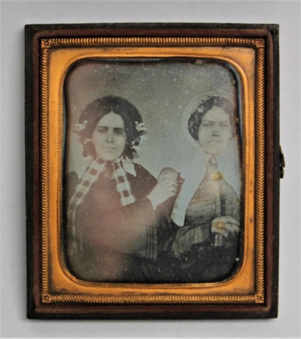 (10) Pcs 19th C Tintypes & Daguerreotype Photos - 5