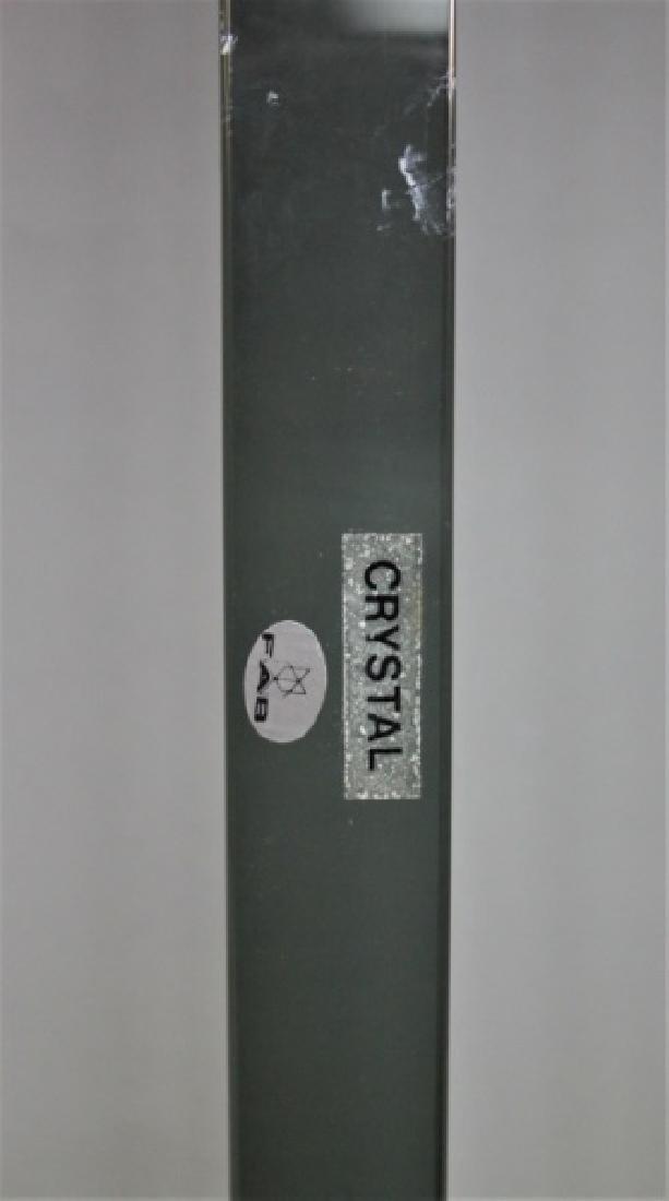 (9) Vintage Unused MCM Fontana Arte Towel Bars - 6