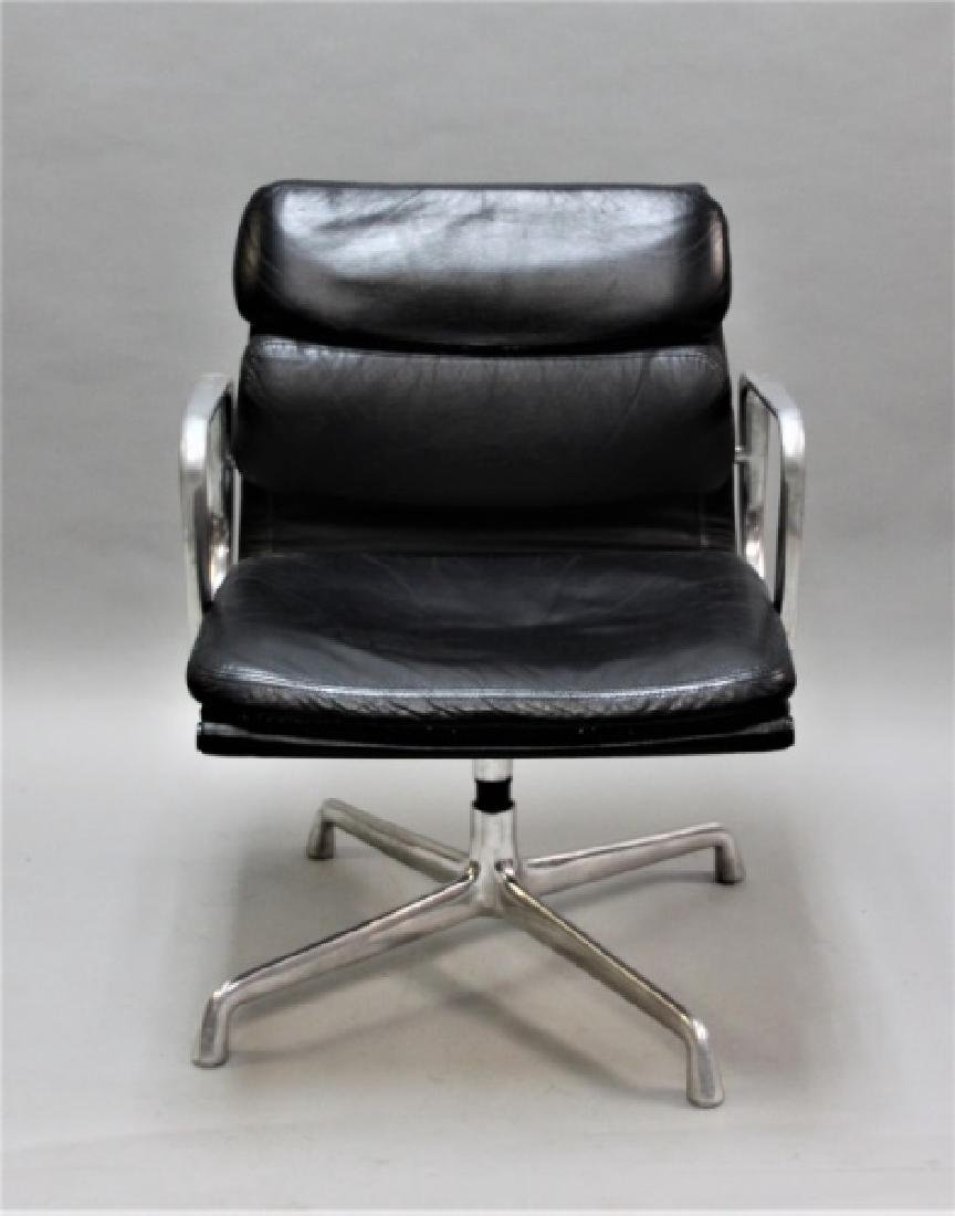 "Eames ""Soft Pad"" Chair by Herman Miller USA - 2"