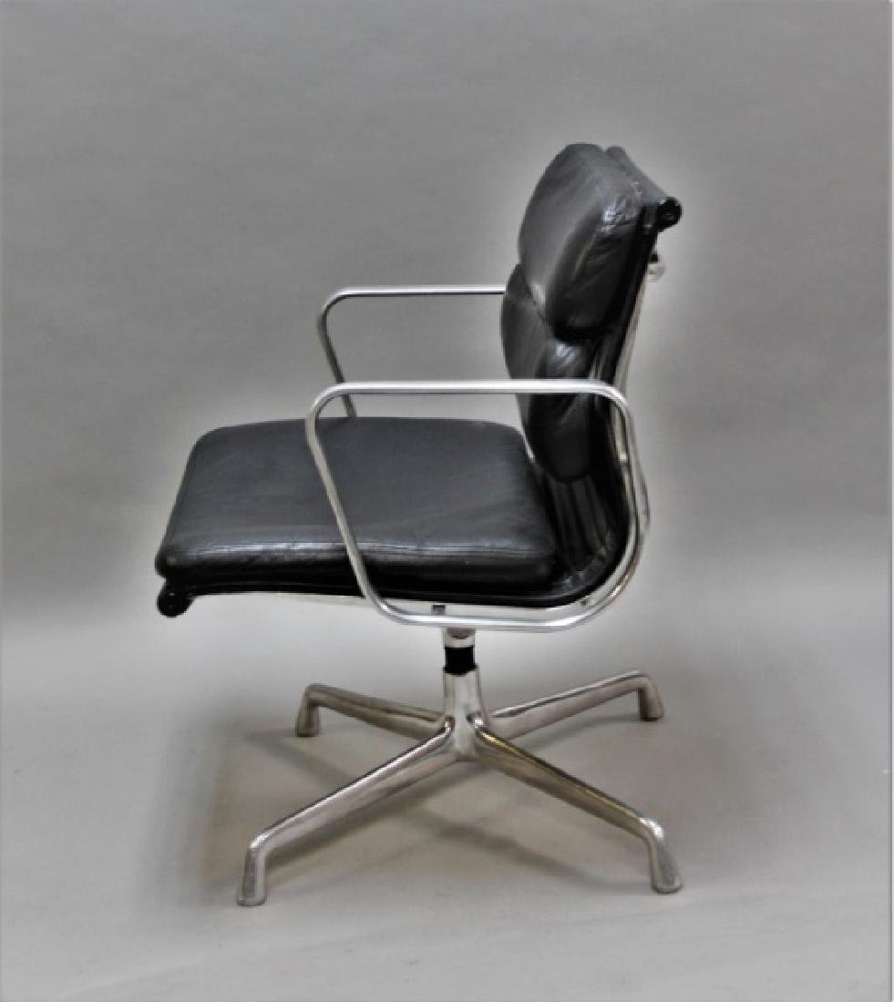 "Eames ""Soft Pad"" Chair by Herman Miller USA - 3"
