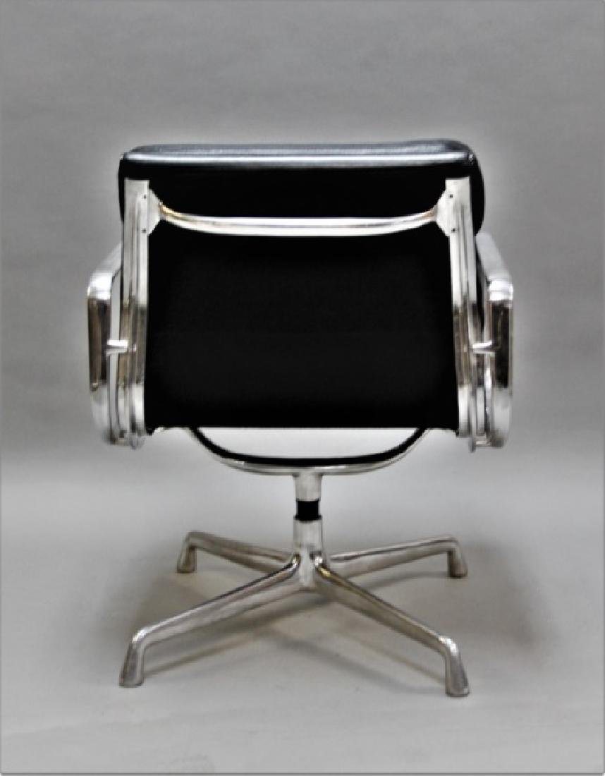 "Eames ""Soft Pad"" Chair by Herman Miller USA - 4"
