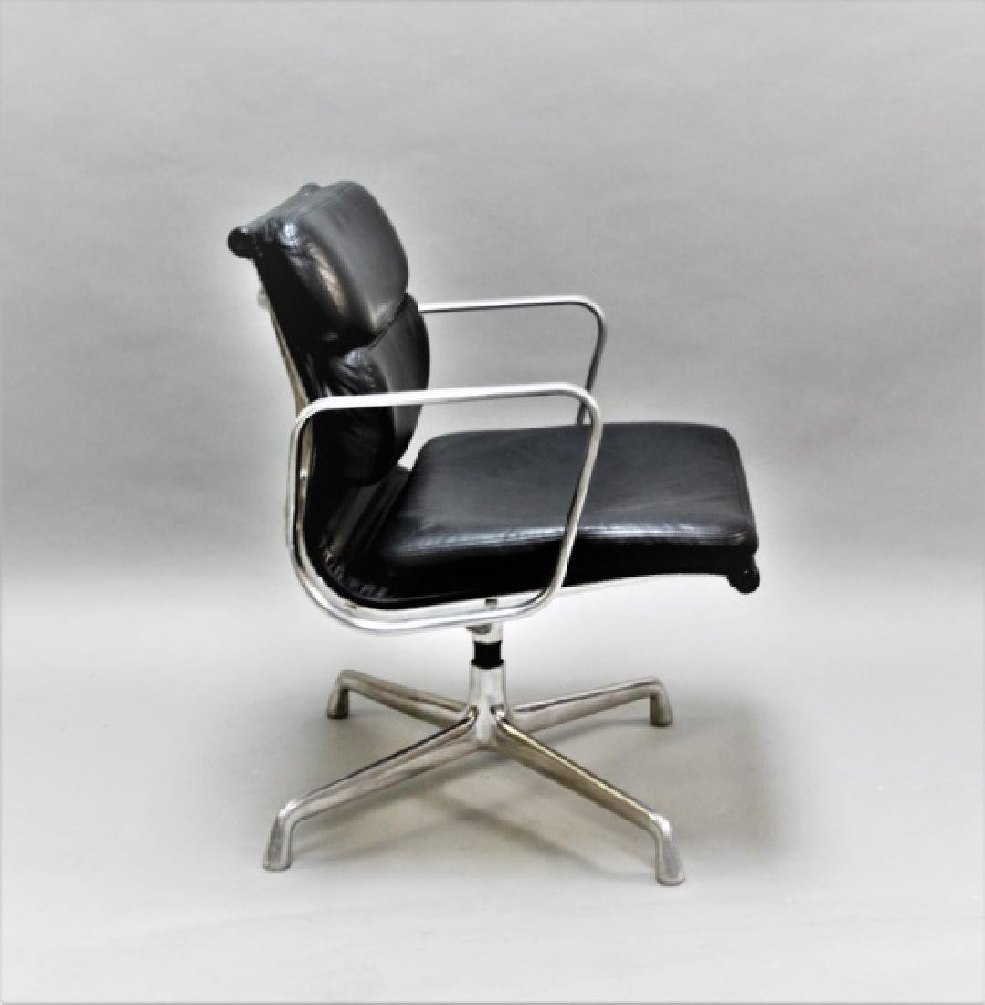 "Eames ""Soft Pad"" Chair by Herman Miller USA - 5"