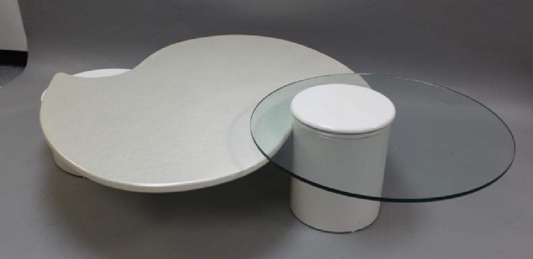 Rougier (Canada) Amoeba Form Coffee Table - 3