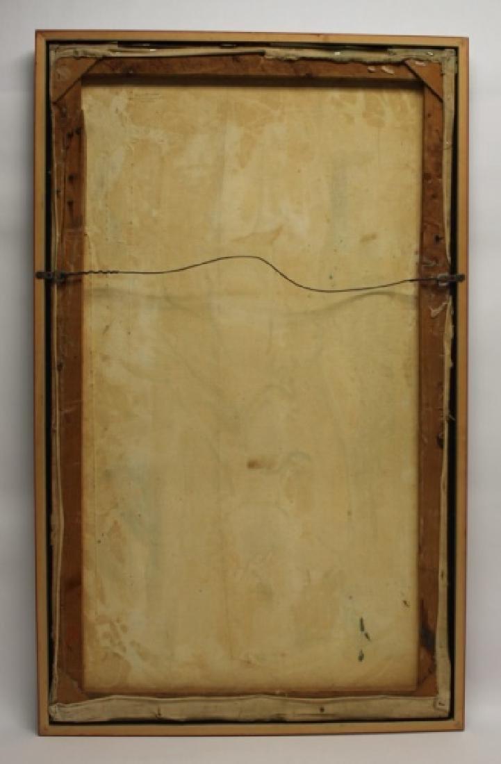 Yankel Ginsburg Abstract Mixed Media on Canvas - 8