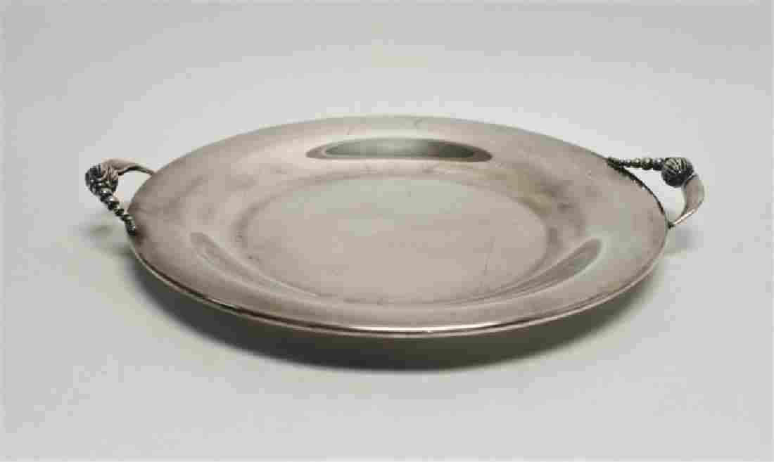 Boardman & Co. Sterling Silver Serving Platter