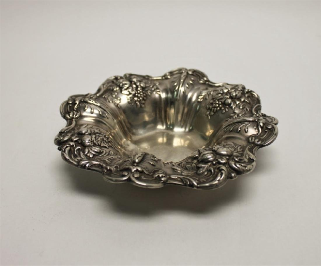 "Reed and Barton ""Francis I "" Repousse Fruit Bowl - 2"