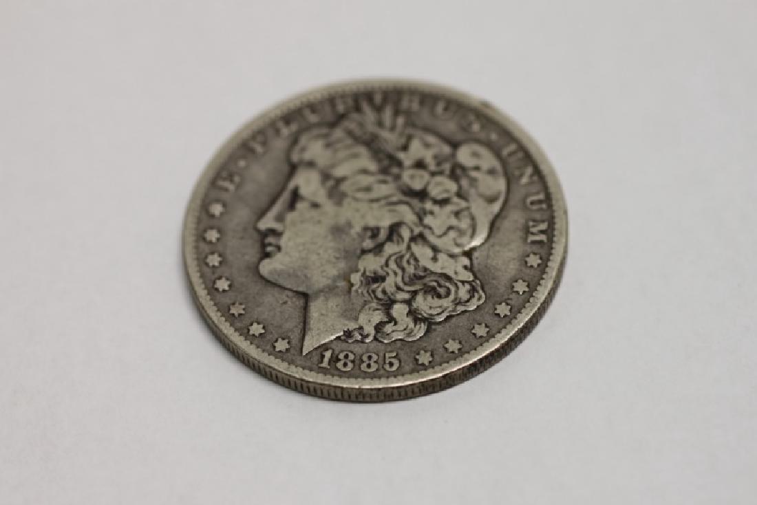 (18) 1873-1921 Morgan Silver Dollars 13.92 Troy Oz - 10