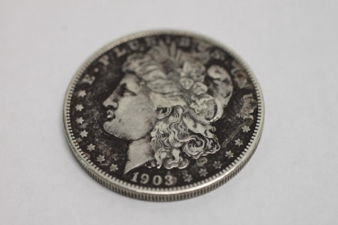(18) 1873-1921 Morgan Silver Dollars 13.92 Troy Oz - 4