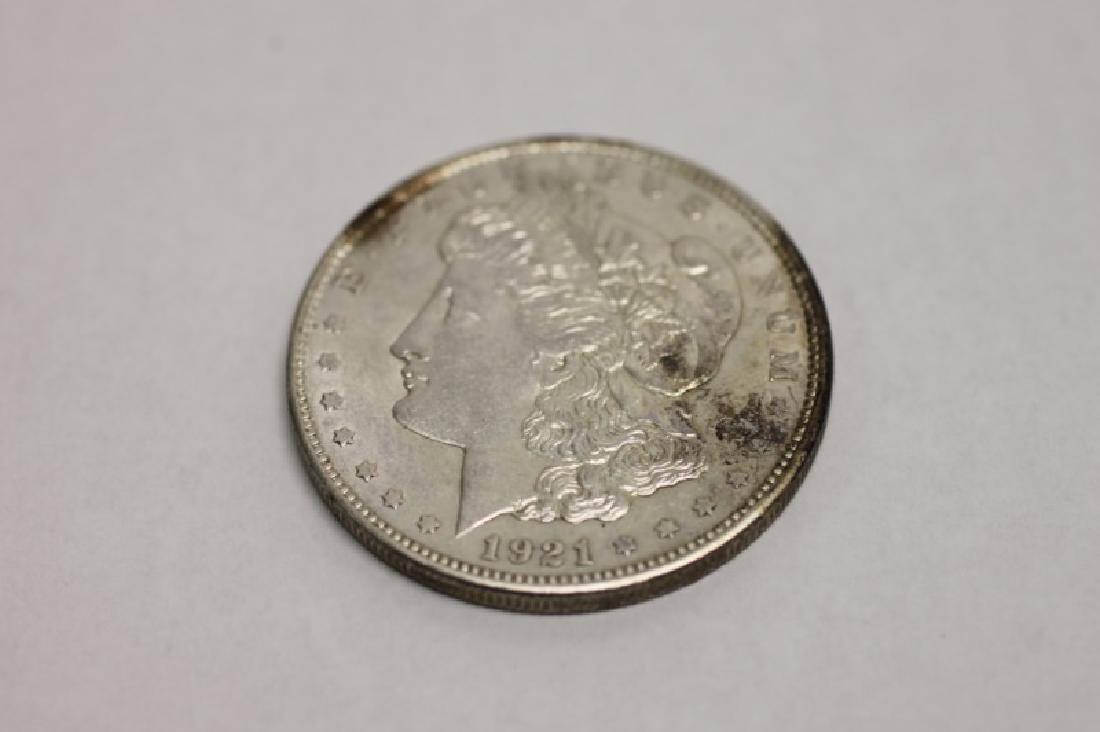(18) 1873-1921 Morgan Silver Dollars 13.92 Troy Oz - 5