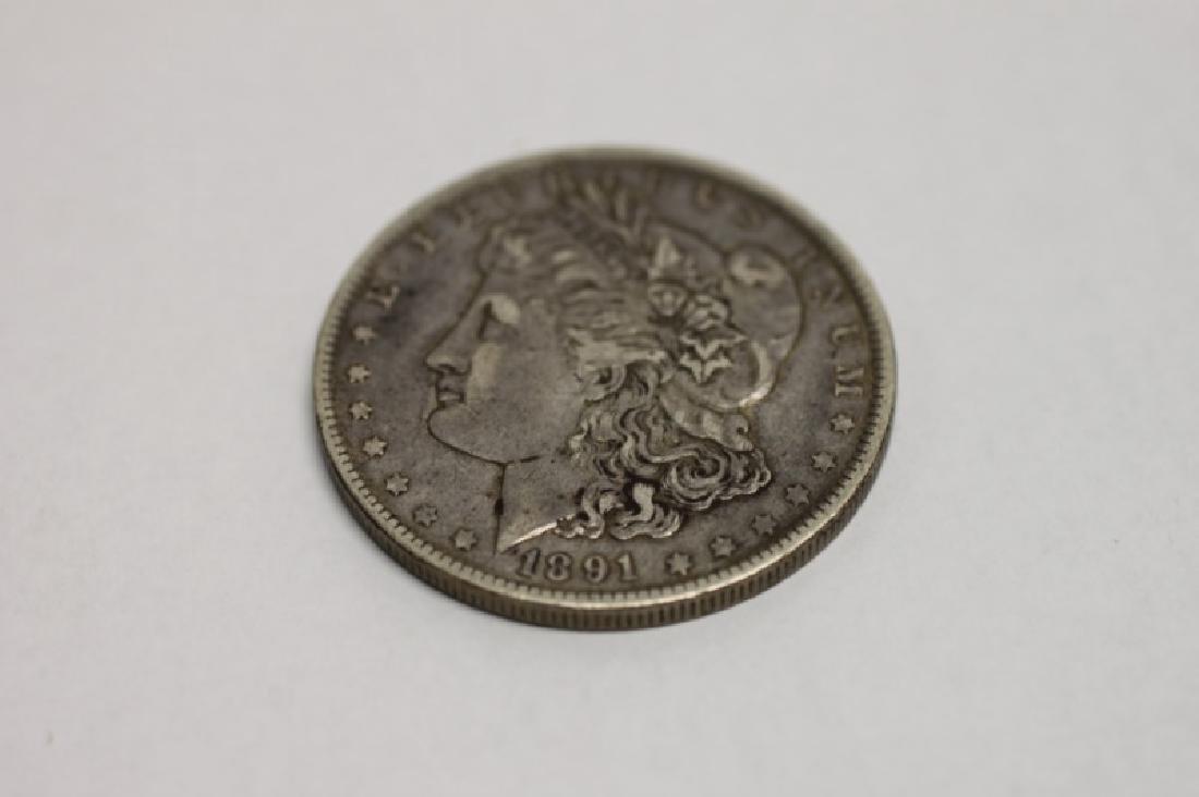 (18) 1873-1921 Morgan Silver Dollars 13.92 Troy Oz - 7