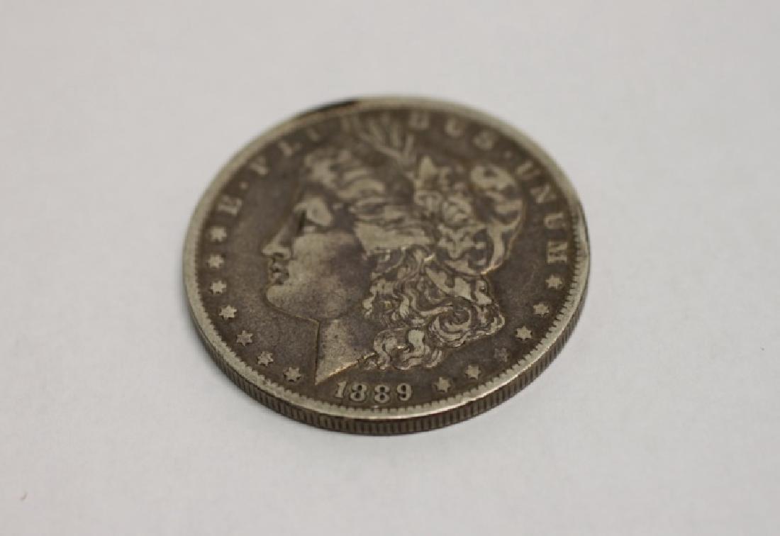 (18) 1873-1921 Morgan Silver Dollars 13.92 Troy Oz - 8