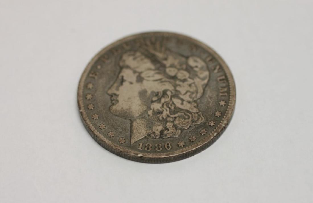 (18) 1873-1921 Morgan Silver Dollars 13.92 Troy Oz - 9