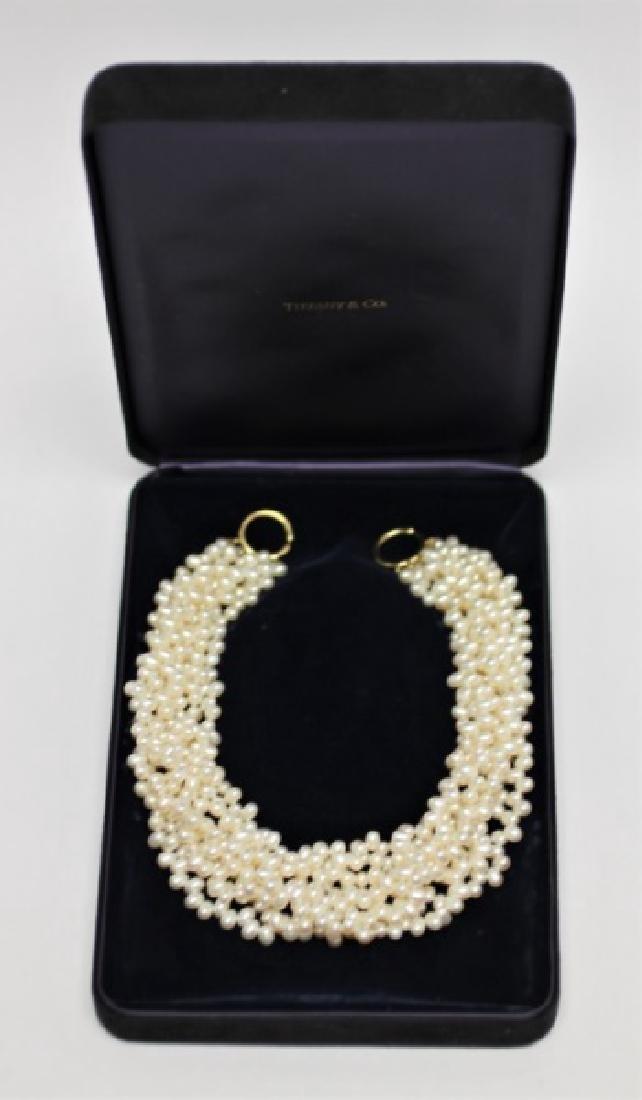 Paloma Picasso Tiffany &Co Freshwater Pearl Choker