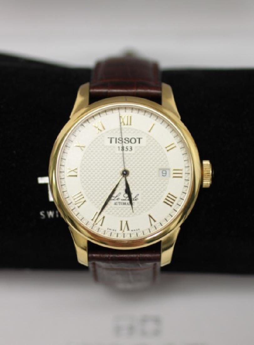 (2) Tissot Swiss Automatic Men's Watches in Boxes - 2