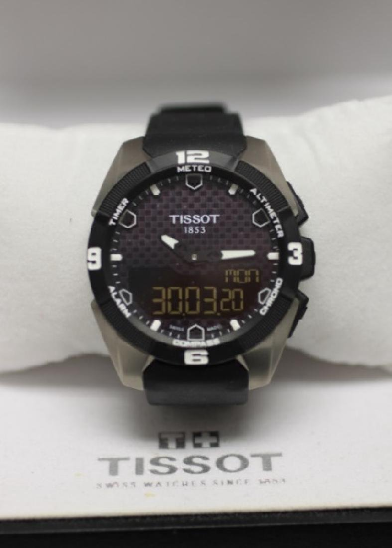 (2) Tissot Swiss Automatic Men's Watches in Boxes - 6
