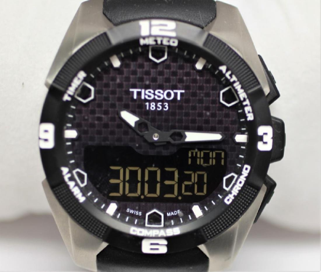 (2) Tissot Swiss Automatic Men's Watches in Boxes - 7