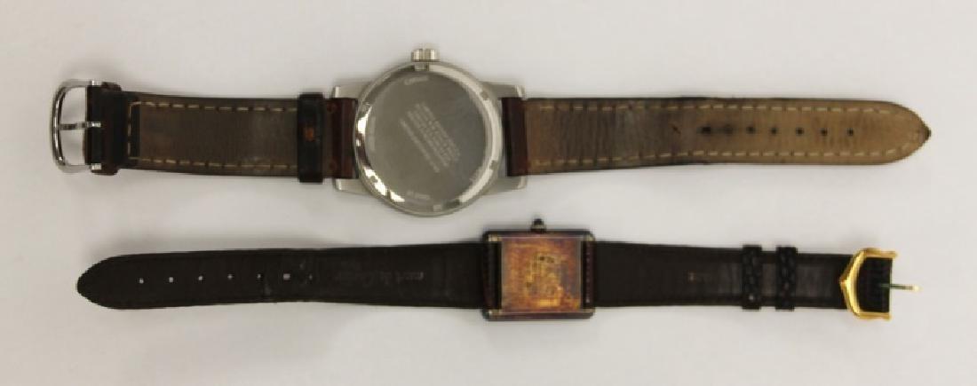Bulova WWII Hack Watch & Ladies Cartier Tank Watch - 6