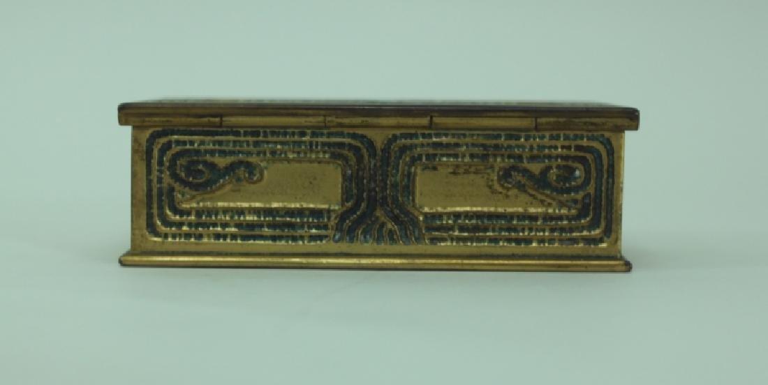 "Tiffany Studios New York ""Abalone"" pattern 1158 - 3"