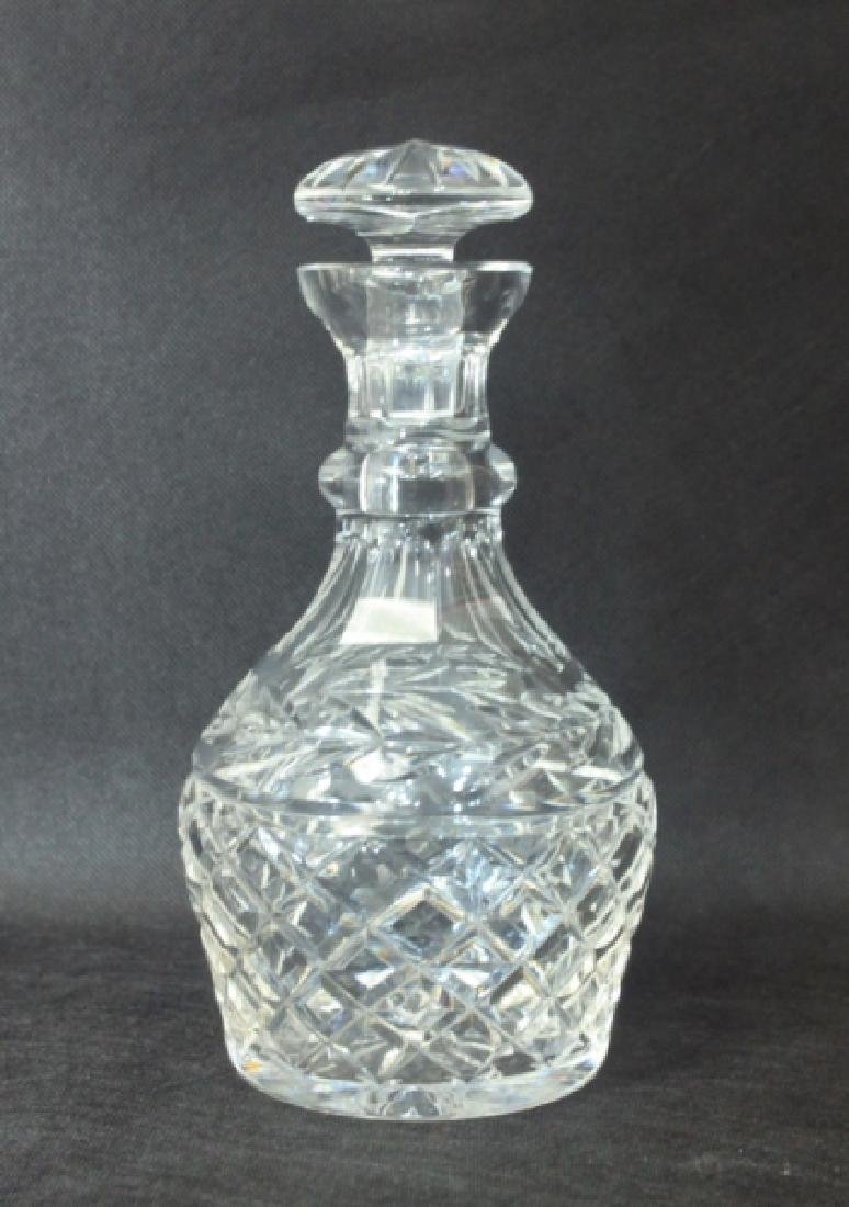 (3)Waterford Crystal Decanter & Stopper Sets - 2