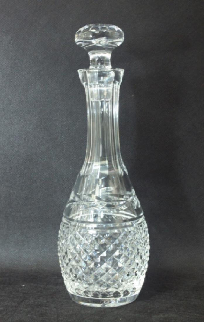 (3)Waterford Crystal Decanter & Stopper Sets - 3