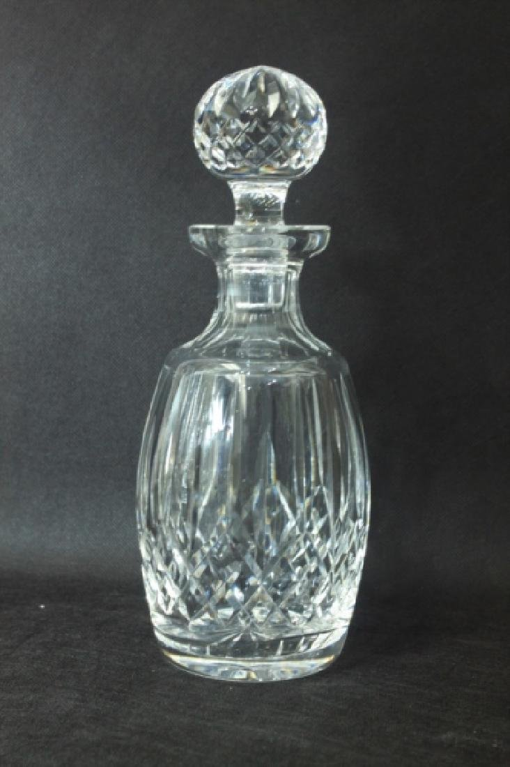 (3)Waterford Crystal Decanter & Stopper Sets - 4