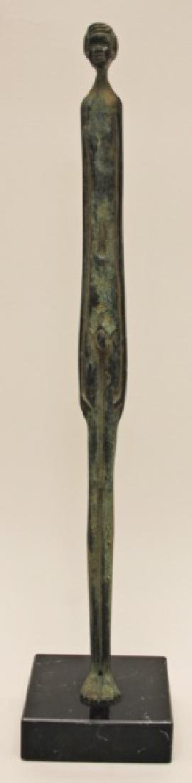 "Etruscan Bronze ""Ombra della Sera"", Elongated Boy"