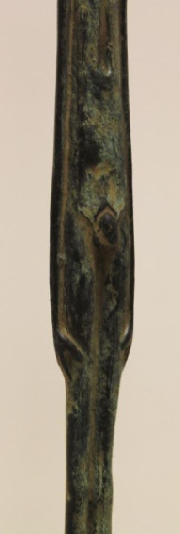 "Etruscan Bronze ""Ombra della Sera"", Elongated Boy - 4"
