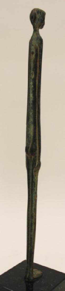 "Etruscan Bronze ""Ombra della Sera"", Elongated Boy - 7"