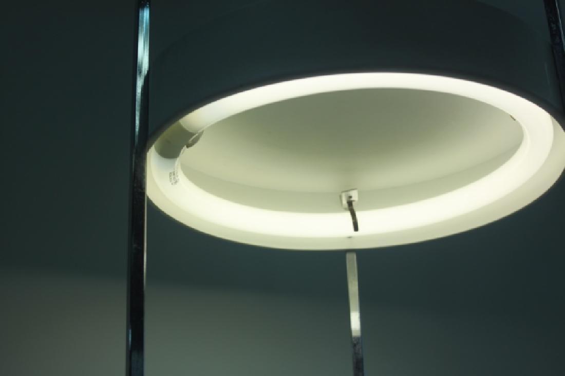 Vintage MCM George Kovaks 2-tier Floor Lamp - 6