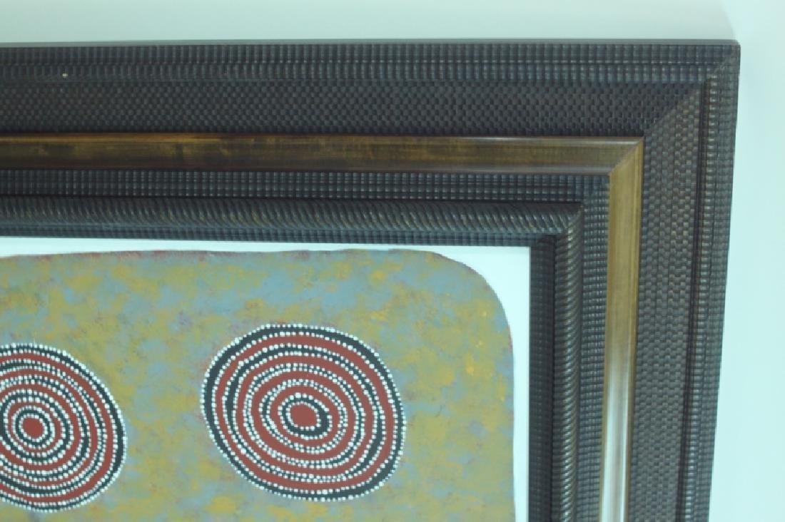 Huge Australian Aboriginal Contemporary Painting - 4
