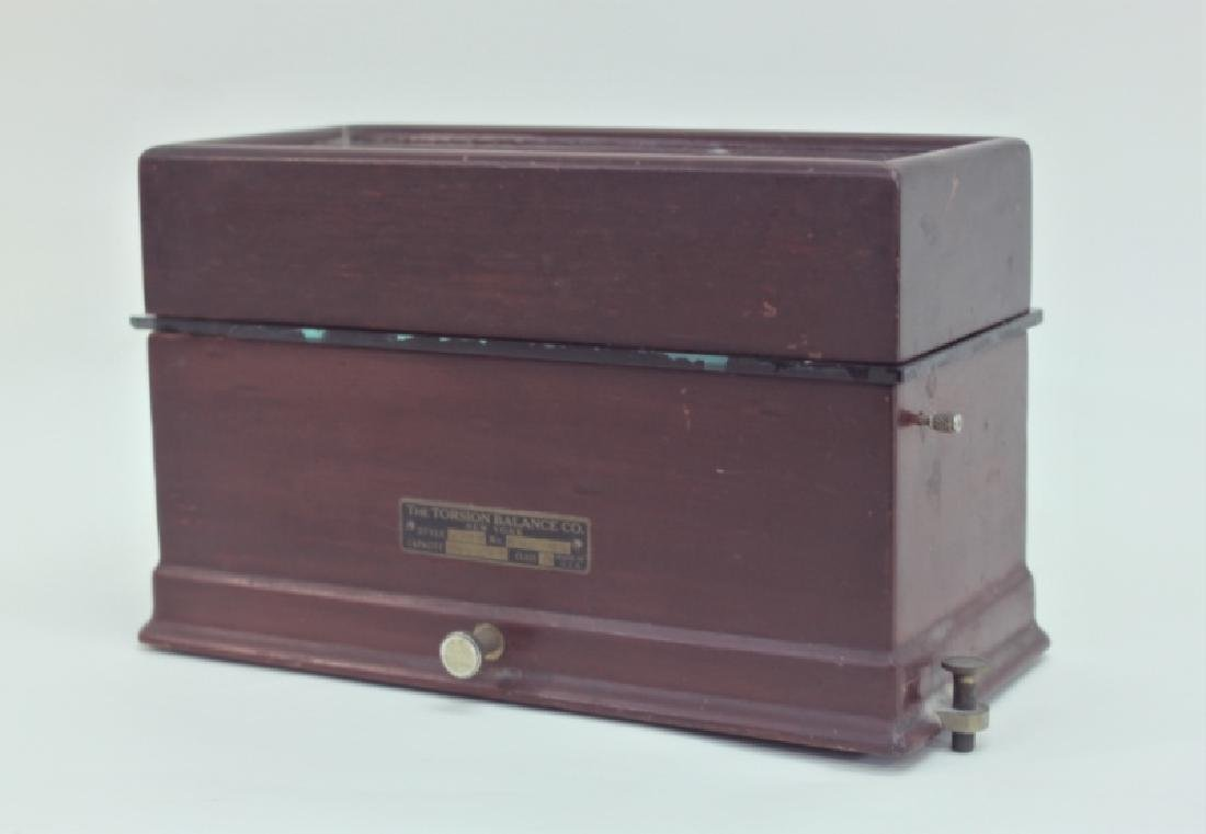 Vintage Torsion Balance Company, NY Pharmacy Scale - 2